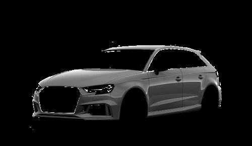 Цвета кузова RS3 Sportback